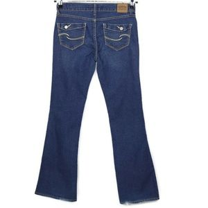 Levis Signature Skinny Flare Jeans Stretch 16 X 29